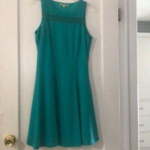 Gianni Bini Teal dress